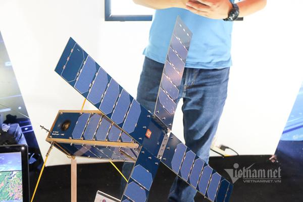 NanoDragon: Vệ tinh Made in Vietnam sẵn sàng phóng lên quỹ đạo
