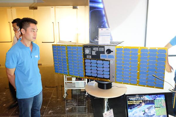 Lộ diện NanoDragon: Vệ tinh 'Make in Vietnam' sẽ phóng vào cuối 2020