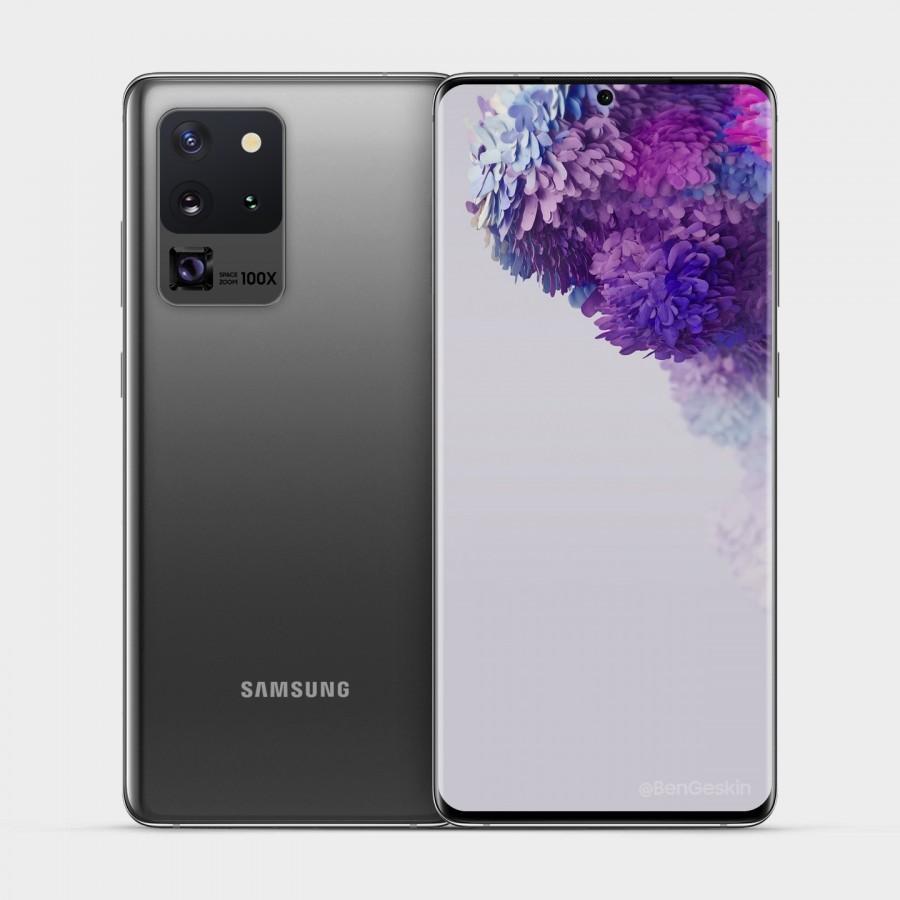 Đây là tin 'nóng' cuối cùng về Galaxy S20 Ultra trước ngày ra mắt?