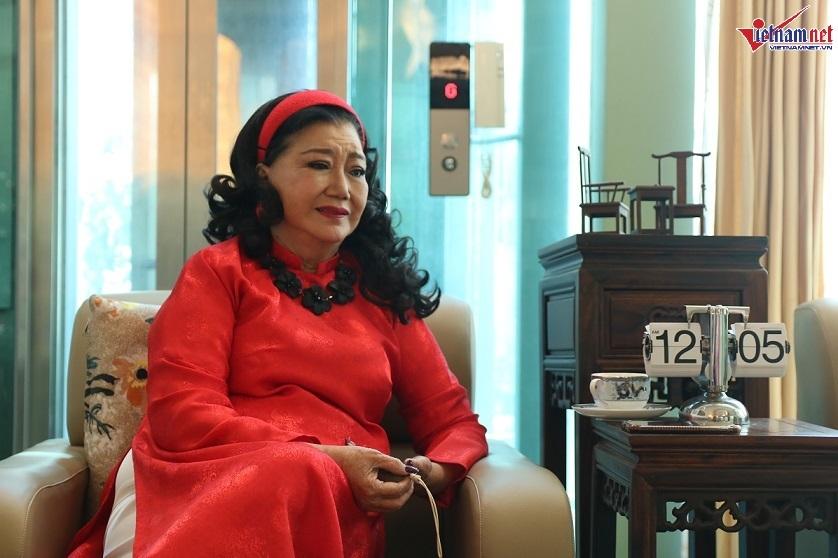 NSND Kim Cương: Đổ vỡ hôn nhân là do lỗi của tôi