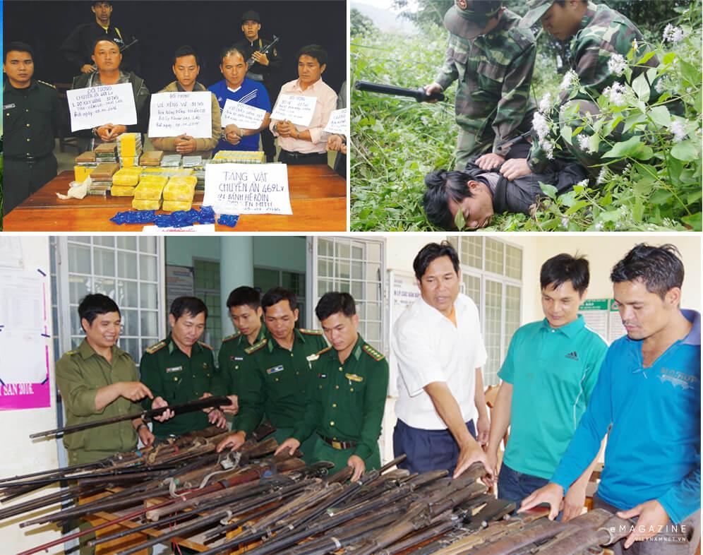 Tết Nguyên đán,Tết Canh tý 2020,Bộ đội biên phòng