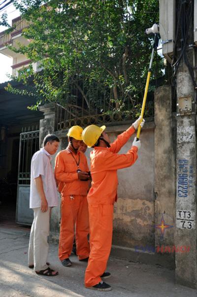 EVNNPC điều chỉnh lịch ghi chỉ số dịp Tết Nguyên đán