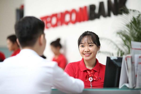 Năm 2019, Techcombank đạt lợi nhuận trước thuế 12,8 nghìn tỷ đồng