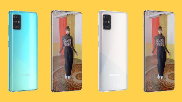 Galaxy A71 - smartphone đặc biệt hấp dẫn trong phân khúc 10 triệu đồng