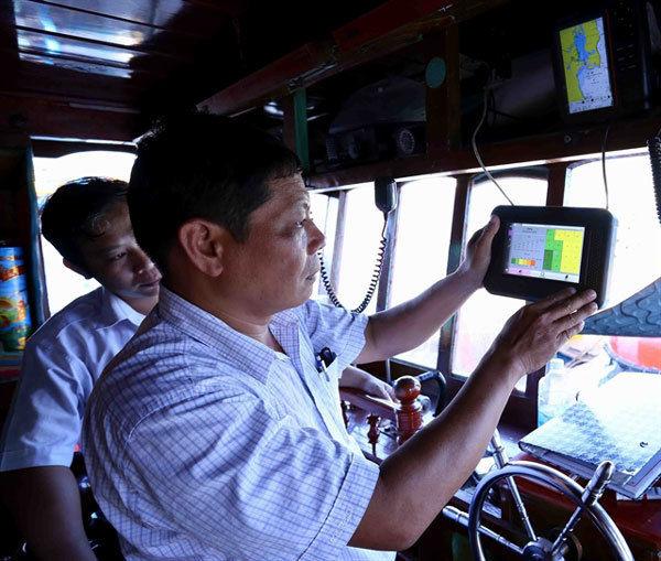 Localities face difficulties in controlling fishing vessel operations