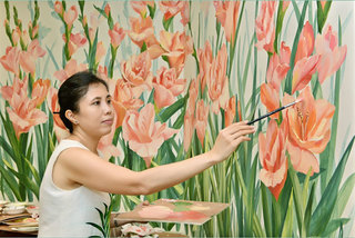 Thuy inaugurates space reviewing 10 years in art