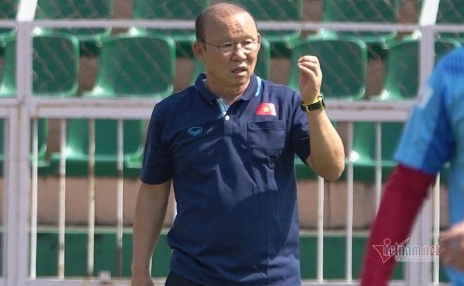 HLV Park Hang Seo: Thất bại để trở lại lợi hại hơn!
