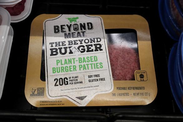 Loại thịt tương lai, không chăn nuôi nhân tạo từ tế bào gốc, rau củ...