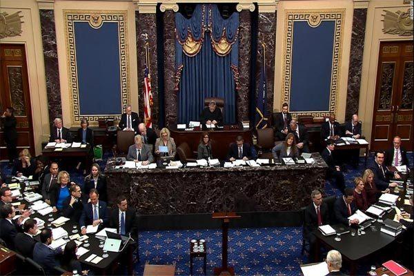 Thượng viện Mỹ bắt đầu xử luận tội ông Trump, căng thẳng từ phút mở màn
