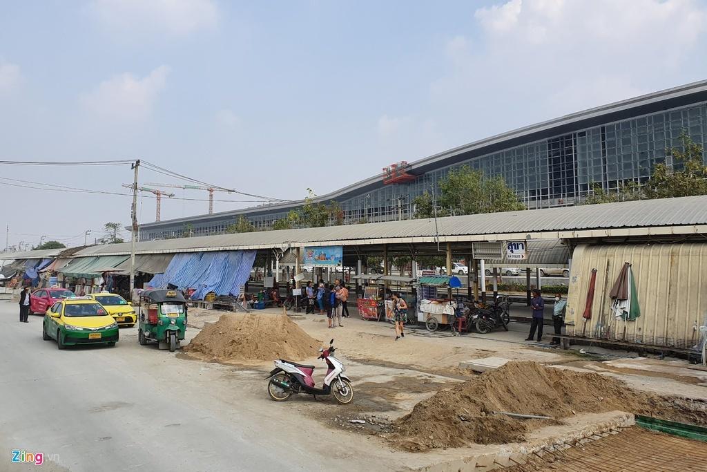 Trải nghiệm 48 giờ bay vòng qua Thái về quê ăn Tết