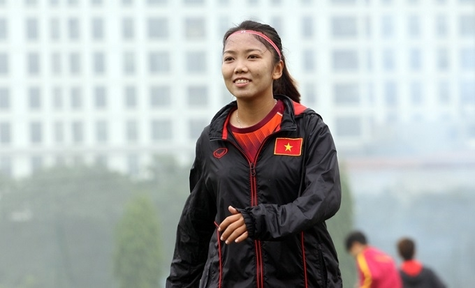 huynh nhu,women's football,Sports news
