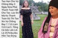 'Cô gái trăm triệu' Lê Thị Dần đình đám Thách Thức Danh Hài bị xã hội đen đòi nợ ngày giáp Tết