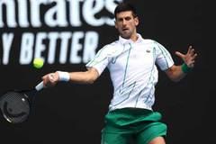 """Đả bại """"Máy giao bóng"""", Djokovic đại chiến Federer ở bán kết"""