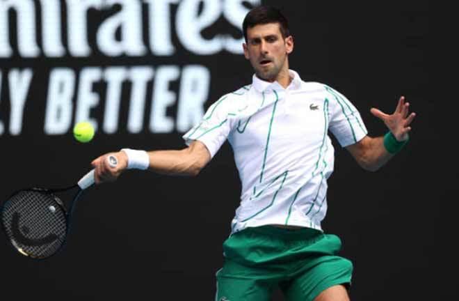 Đả bại 'Máy giao bóng', Djokovic đại chiến Federer ở bán kết