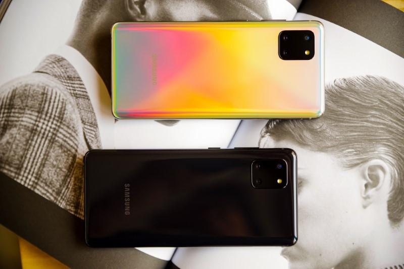 Đánh giá chi tiết Galaxy Note10 Lite: Smartphone ấn tượng từ hiệu năng đến chụp ảnh