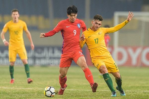 Link trực tiếp U23 Hàn Quốc vs U23 Australia, 20h15 ngày 22/1