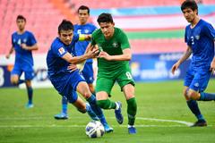 U23 Saudi Arabia 1-0 U23 Uzbekistan: Bàn thắng may mắn (H2)
