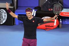 Roger Federer tốc hành vào vòng 3 Úc mở rộng