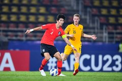 U23 Hàn Quốc 2-0 U23 Australia: Bàn thắng kết liễu (H2)