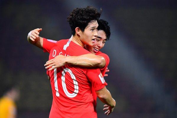 Video bàn thắng U23 Hàn Quốc 2-0 U23 Australia