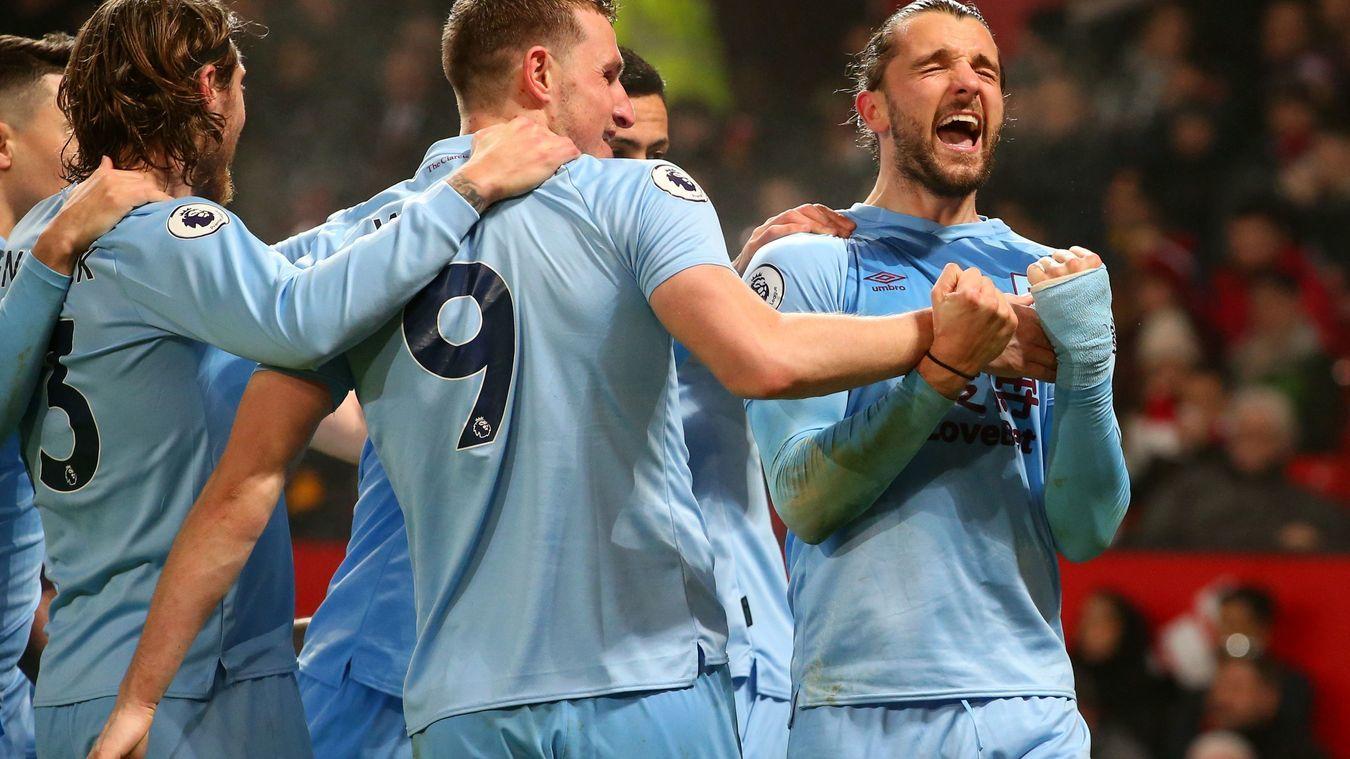MU thua bẽ bàng Burnley ngay tại Old Trafford