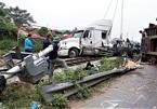 23 người chết vì tai nạn giao thông trong ngày đầu nghỉ Tết