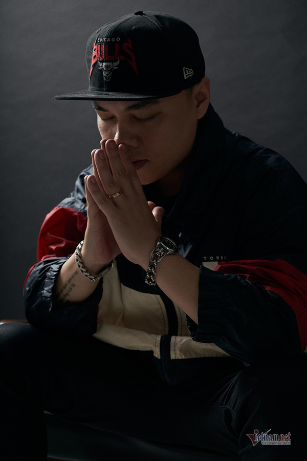 Rapper LK lần đầu chia sẻ cú sốc lớn nhất trong đời