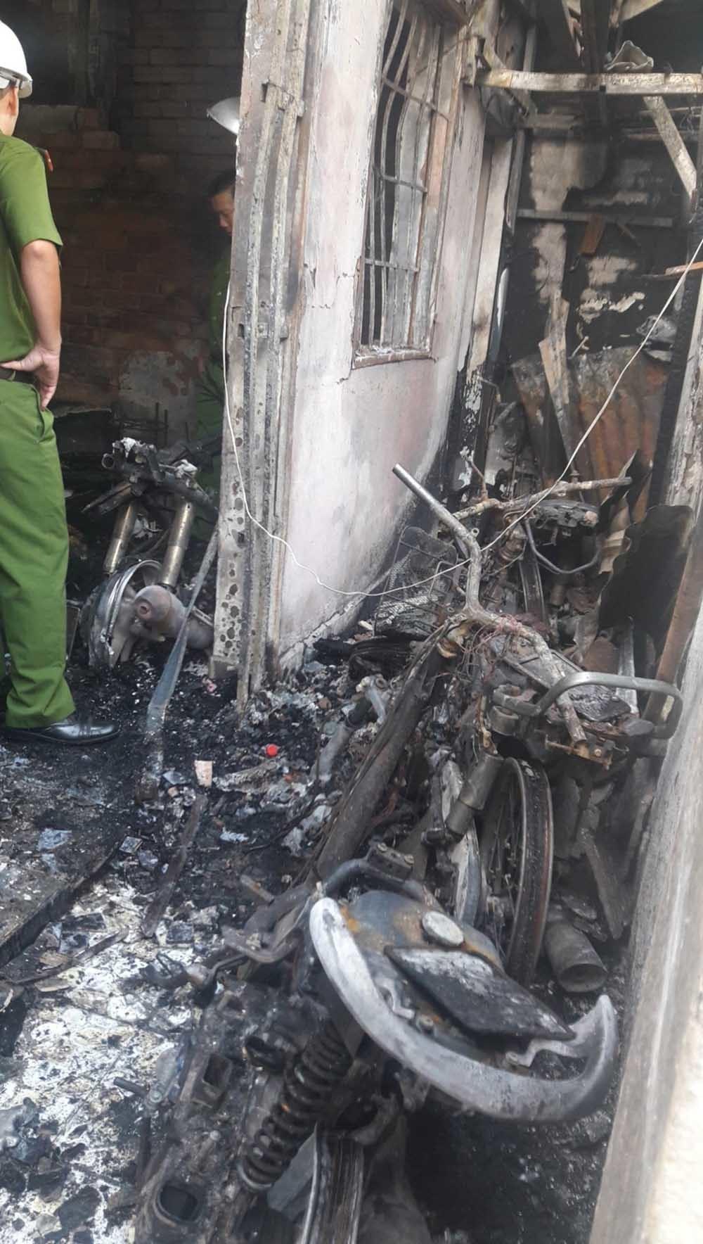 Hành trình 10 giờ truy bắt nghi can vụ cháy 5 người chết ở TP.HCM