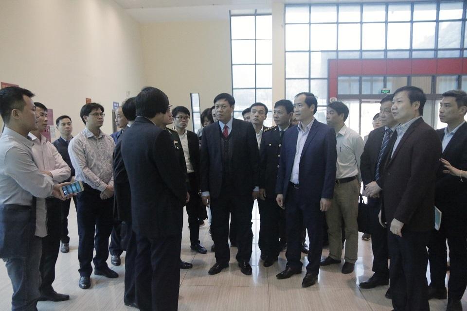 Lạng Sơn tăng cường phòng chống dịch viêm phổi cấp tại các cửa khẩu