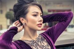 Yaya Trương Nhi hoá quý cô sang trọng, quý phái với áo dài cách tân