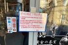 Nhà hàng treo biển cấm khách Trung Quốc