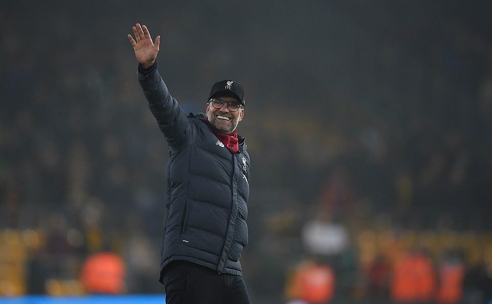 Đánh gục Wolves, Liverpool đã nhìn thấy ngôi vương