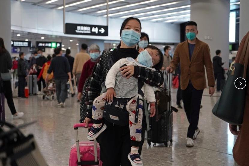 virus corona,virus viêm phổi,Trung Quốc