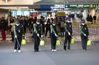 Hàng loạt sân bay trên thế giới hỗn loạn vì 'ổ dịch' ở Vũ Hán