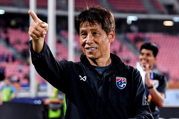 Akira Nishino mạnh miệng, đưa Thái Lan dự World Cup
