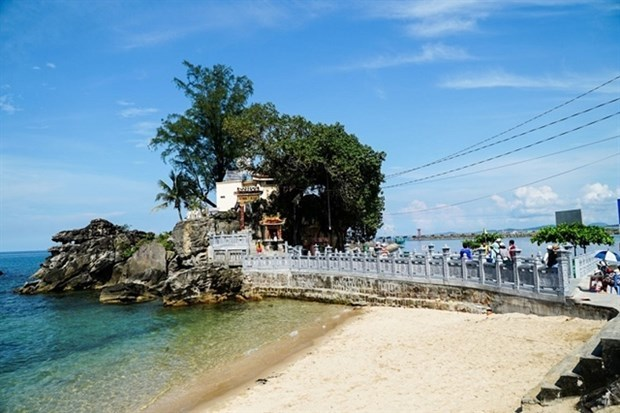 300-year-old temple on Phu Quoc protects fishermen