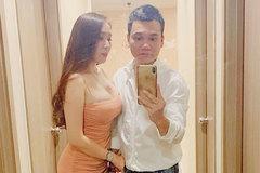 Vợ Khắc Việt: 'Tôi mặc dễ bị hiểu lầm là gái hư nhưng chồng không cấm đoán'