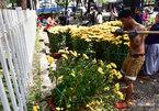 Không chịu bán rẻ, tiểu thương đập bỏ hoa ế ngày 30 Tết