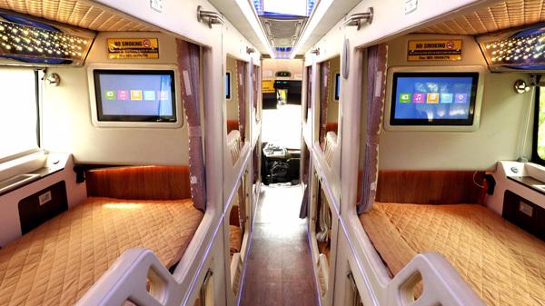 Thuận tiện đặt vé xe khách qua ứng dụng di động