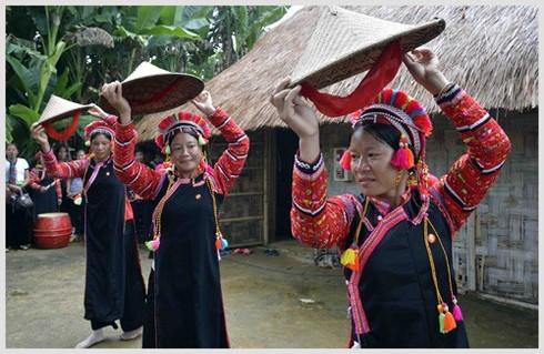 Tet of ethnic groups