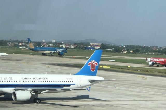 CAAV,Vietnam Airlines,commercial flights,travel news