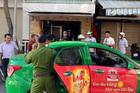 Đại uý công an bị kẻ có tiền án xúc phạm quốc kỳ đâm tử vong chiều 30 Tết