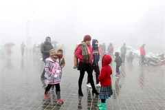 Dự báo thời tiết mùng 1 Tết, người miền Bắc du xuân trong mưa rét