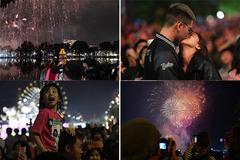 Cả nước hân hoan chào đón năm mới Canh Tý 2020