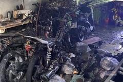 Cứu 5 người trong biển lửa thiêu rụi 2 căn nhà sáng mùng 1 Tết