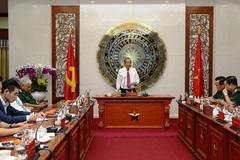 Phó Thủ tướng thường trực thăm, chúc Tết lực lượng vũ trang tại TP.HCM