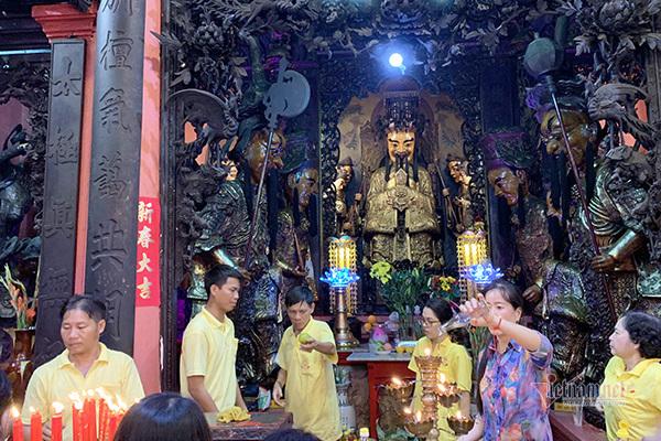 Tết ở ngôi chùa Cựu Tổng thống Barack Obama từng đến thăm