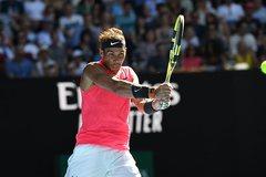 Nối gót Federer, Nadal vào vòng 4 Úc mở rộng