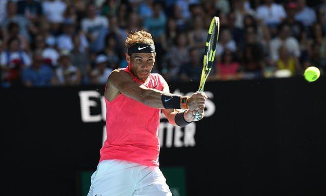 Nốt gót Federer, Nadal vào vòng 4 Úc mở rộng