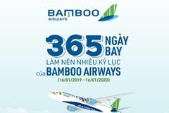 Những dấu mốc ấn tượng trong 365 ngày bay của Bamboo Airways